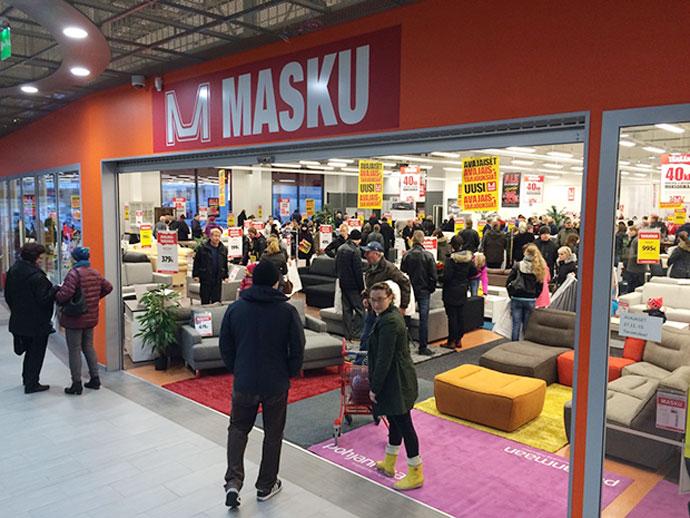 Masku Ideapark Oulu