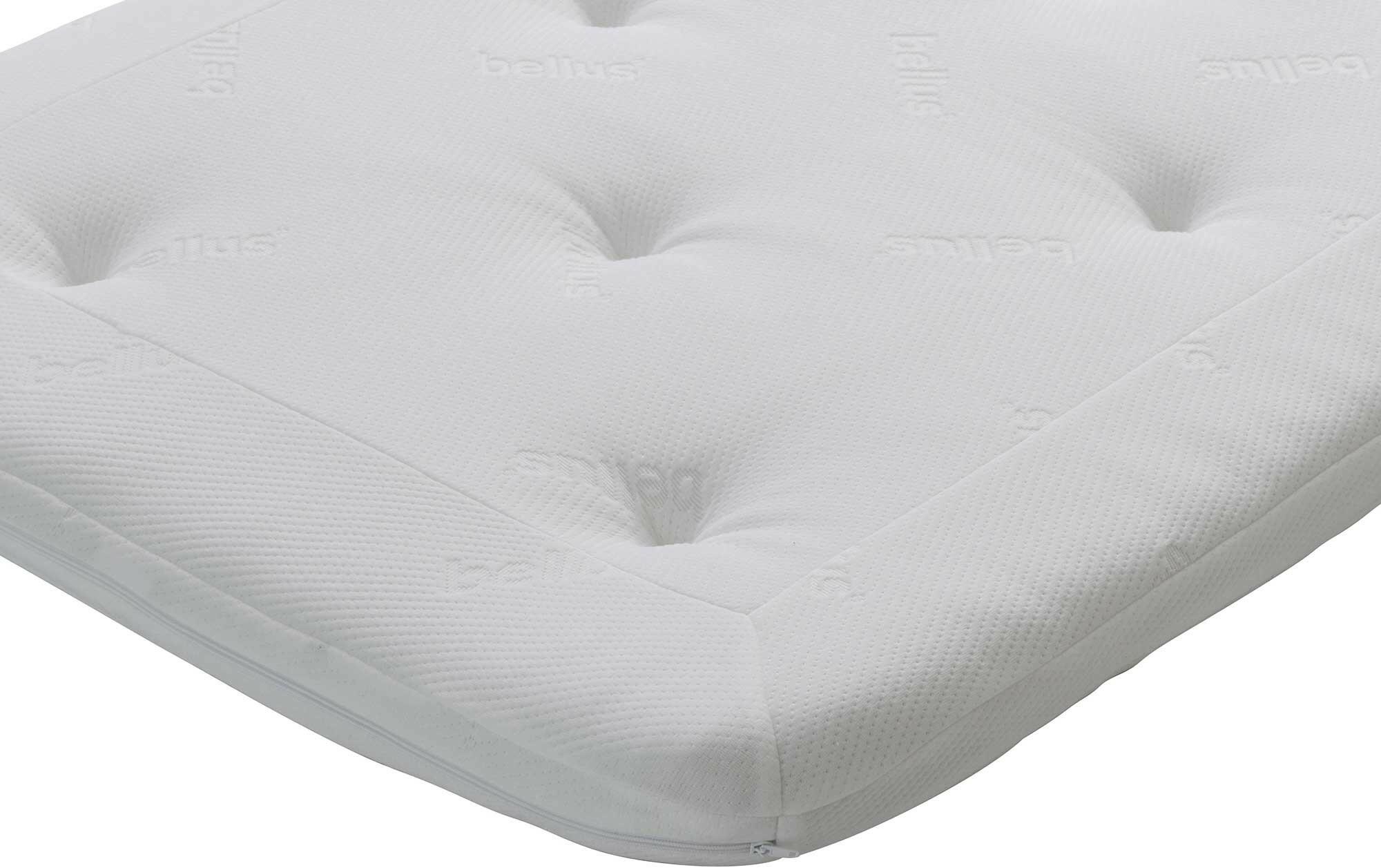 Muita makuuhuoneen tekstiilejä, kuten helmalakanoita, patjan- ja tyynynsuojuksia sekä tossuja.